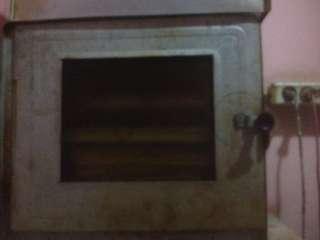 Oven bima 2 baris