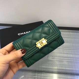 Chanel Wallet零钱包
