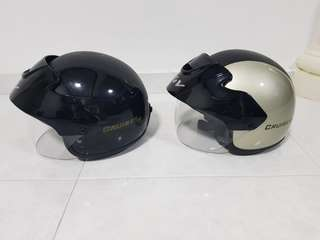 Clip helmet