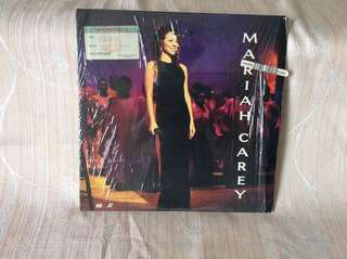 Mariah Carey Laserdisc