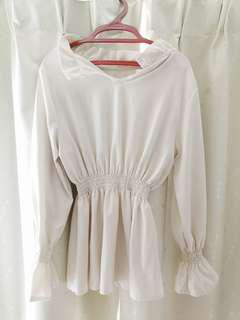 White Blouse McVogue