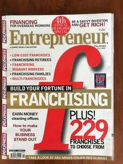 Old issue magazine