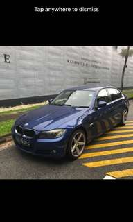 Bmw 318i for rental/lease (Grab/RYDE friendly)
