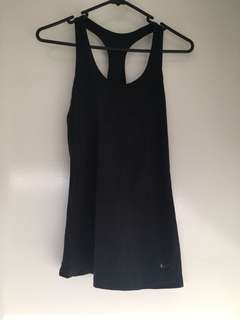 Nike dri-fit size S Black activewear tank top