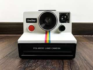 Polaroid OneStep SX-70 Rainbow - Tested & Works!