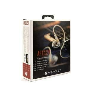 全新 AudioFly AF1120 in ear earphone