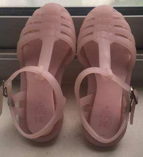 Zara Jelly Sandals S8