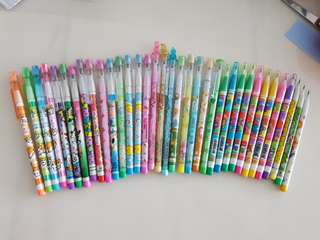 BN Cute Changeable Leads Pencils