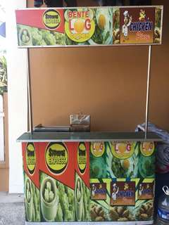 3-in-1 Foodcart