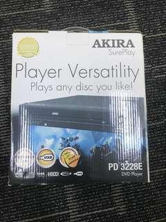 #10 Akira DVD Player