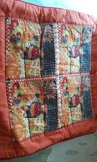 Sarung bantal sofa/kecil