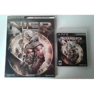 Nier R1 + Signature Series Guide Book