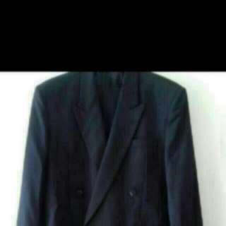 REDUCED!!! FULL SUIT with LINED JACKET