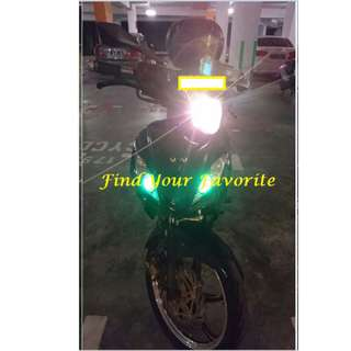 Yamaha Spark on T10 wedge 6/10leds 5630 SMD types for pole light -  cash&carry at Punggol