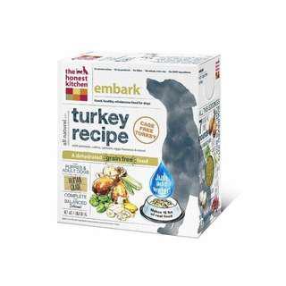 The Honest Kitchen Embark Grains-Free (Turkey)  10lbs