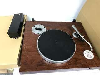 MICRO DDL-60 Turntable with DENON DA-309 LP player 唱盤 唱機 (當壞機賣)