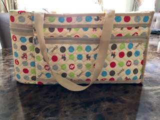 Pureen Diapers Bag with Warmer
