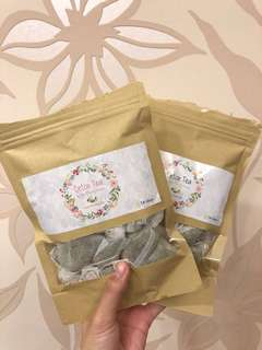 Detox tea by your beauty hacks