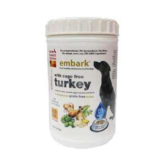 The Honest Kitchen Embark Grains-Free (Turkey)  2lbs