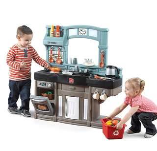 (PO) BN Step2 Best Chef's Toy Kitchen Playset for kids with Lights & Sounds