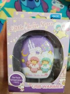 原裝Little Twin Stars USB Warmer