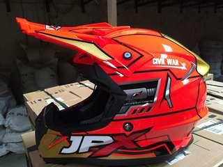 Helm JPX Cross Full Face