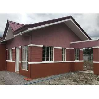 Bungalow type House and Lot with 100 sqm lot area, Golden Hills Subdivision, San Vicente, Santa Maria, Bulacan