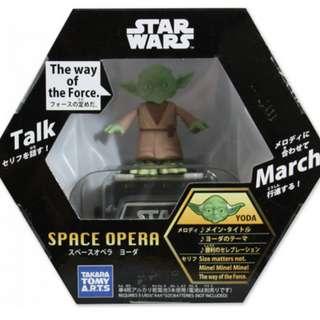 Star Wars Space Opera YODA Takara TOMY Arts