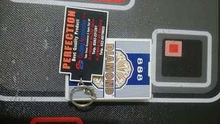 Kartu Remi Diamond + Free Gantungan