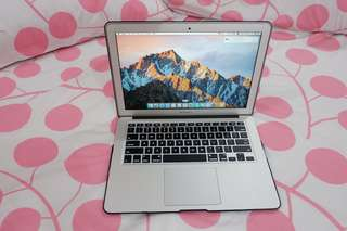 "REPRICED - Apple Macbook Air 13"" inch 2017"