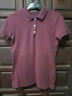 Giordano polo shirt Large
