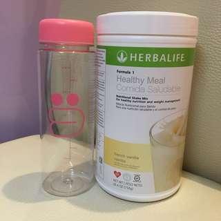 Herbalife康寶萊營養蛋白素減肥奶昔
