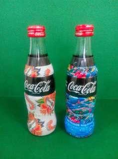 日本 可口可樂 2瓶