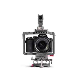 NEW Version Tilta ES-T17-A1 Rig Cage For Sony A7 A9 A7S2 A7R2 A7III A7R3 A7M3 A7S3 A9 Rig Cage For SONY A7/A9 series camera