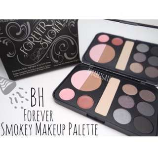 (READY STOCK) BH COSMETICS - Forever Smokey Palette