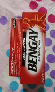 Ultra Strength BENGAY Pain Relieving Cream