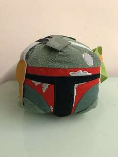 Star Wars Boba Fett 角色 Tsum Tsum 版 手抱公仔