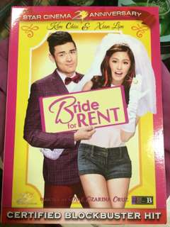 Orig Bride for Rent DVD