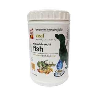 The Honest Kitchen Zeal Grains-Free & Gluten-Free (Fish) 2lbs