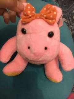 My Levy Moo Pinky Doll (Boneka Sapi)