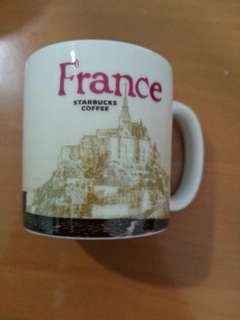 3oz Starbucks France 2012
