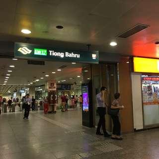 Near Tiong Bahru MRT(EW17)(121A Kim Tian Place)(Aircon$650)!