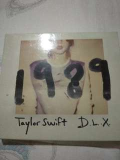 Taylor Swift 1989 Deluxe