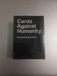 Cards against humanity - expansion 2
