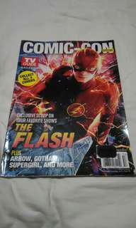 TV Guide Comic Con Special Issue 2015 - The Flash