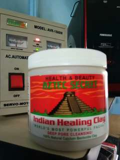 Authentic Aztec secret Indian healing clay Free applicator