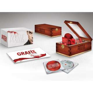 Dexter the complete series Bluray