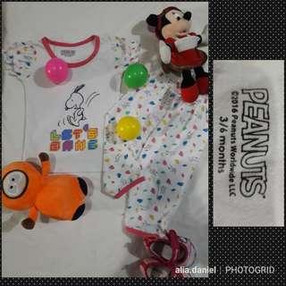 Snoopy Sleepwear