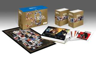 Best Of Warner Bros 50 Film Collection 90th Anniversary Limited Edition Bluray Boxset | 31 discs