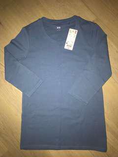 Uniqlo 3/4 sleeves